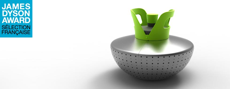 O'Boil, une innovation design par les usages